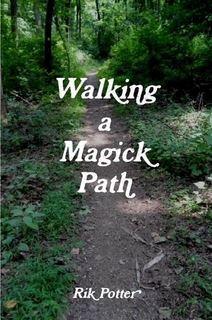 Walking a Magick Path  by  Rik Potter
