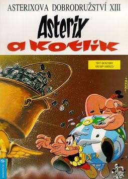 Asterix a kotlík (Asterixova dobrodružství, #13) René Goscinny