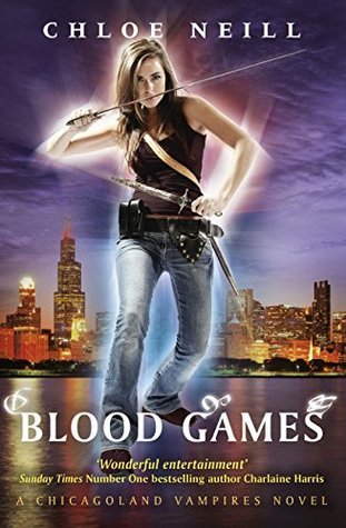 Blood Games(Chicagoland Vampires #10)  by  Chloe Neill