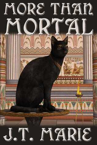 More Than Mortal  by  J.T. Marie