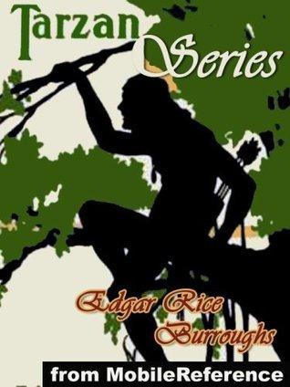 Tarzan Series (23 novels) Edgar Rice Burroughs