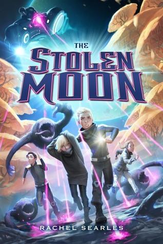 The Stolen Moon  by  Rachel Searles