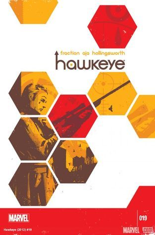 Hawkeye #19  by  Matt Fraction