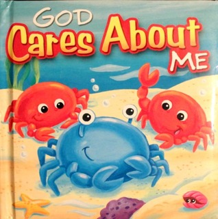 God Cares About Me  by  Unknown