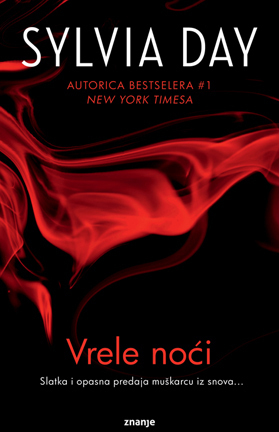 Vrele noći (Dream Guardians #2)  by  Sylvia Day