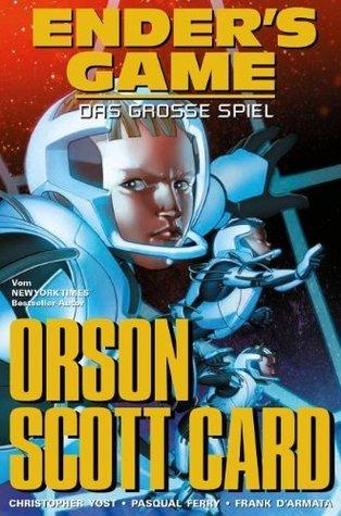 Enders Game - Das große Spiel  by  Orson Scott Card