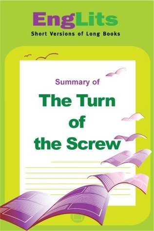 EngLits: The Turn of the Screw  by  Jack Bernstein