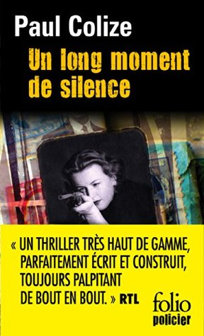 Un long moment de silence Paul Colize