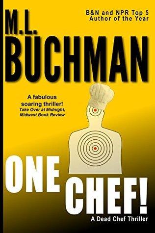 One Chef! (Dead Chef 2) M.L. Buchman