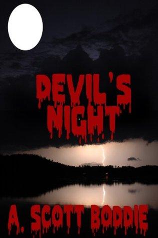Devils Night  by  A. Scott