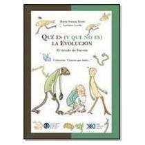 Qué es (y qué no es) la evolución el círculo de Darwin  by  María Susana Rossi