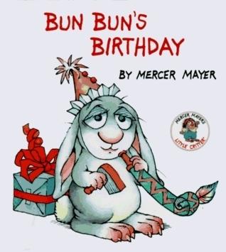 Bun Buns Birthday Mercer Mayer