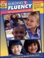 Building Fluency, Grade 1 Evan-Moor Educational Publishers