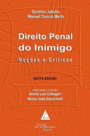 Direito Penal Do Inimigo Manuel Cancio Melia