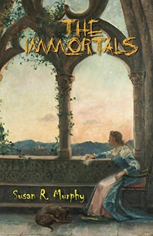 The Immortals: thrills, chills, tales of the macabre  by  Susan Murphy