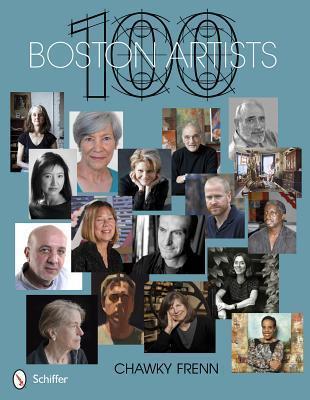 100 Boston Artists  by  Chawky Frenn