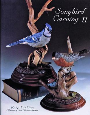 Songbird Carving II  by  Rosalyn Leach Daisey