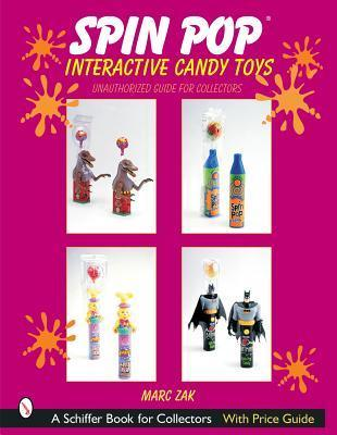 Spin Pop Interactive Candy Toy  by  Marc Zak