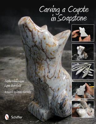 Sculpting a Coyote in Soapstone Tasha Unninayar