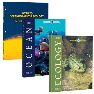 Intro to Oceanography & Ecology Package Master Books