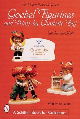 Goebel Figurines and Prints  by  Charlotte Byj by Rocky Rockholt