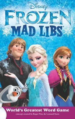 Frozen Mad Libs Price Stern Sloan