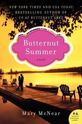 Butternut Summer (The Butternut Lake Trilogy #2)  by  Mary McNear