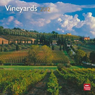 Vineyards 2012 Square 12X12 Wall Calendar  by  NOT A BOOK