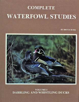 Complete Waterfowl Studies Vol I Dabbing Ducks and Whistling Ducks  by  Bruce Burk