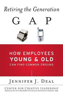 Retiring the Generation Gap Pod  by  Jennifer J. Deal