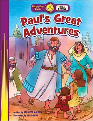 Pauls Great Adventures  by  Jennifer Holder