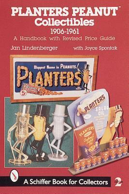 Planters Peanut Collectibles  by  Jan Lindenberger