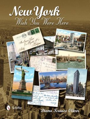 New York Wish You Were Here  by  Diana Oliver