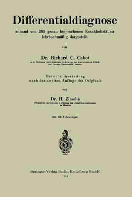 The Serum Diagnosis of Disease Richard C Cabot