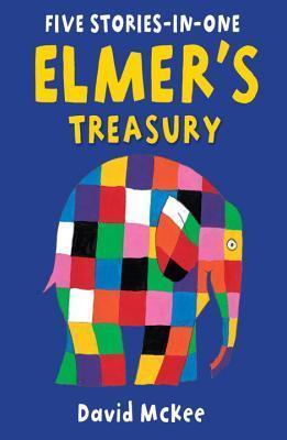 Elmers Treasury  by  David McKee