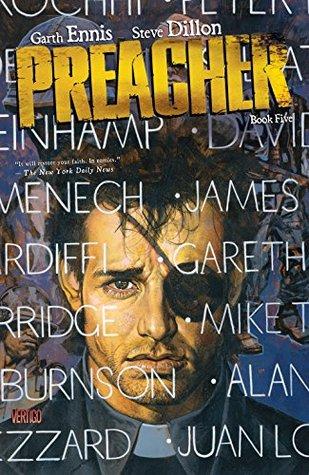 Preacher Book Five  by  Garth Ennis