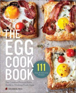 Egg Cookbook Healdburg Press