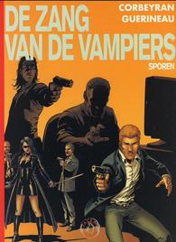 Sporen (De Zang van de Vampiers, #5)  by  Éric Corbeyran