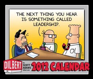 NOT A BOOK Dilbert 2012 Calendar  by  NOT A BOOK