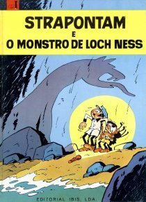 Strapontam e o Monstro de Lock Ness  by  Berck
