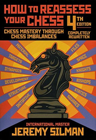 How to Reassess Your Chess, 4th Edition: Chess Mastery Through Imbalances Jeremy Silman