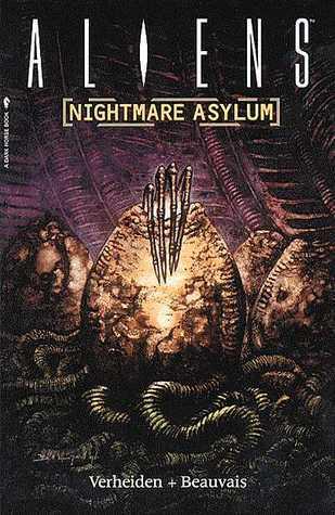 Aliens: Nightmare Asylum Mark Verheiden