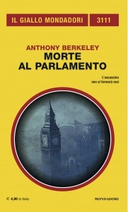 Morte al Parlamento  by  Anthony Berkeley
