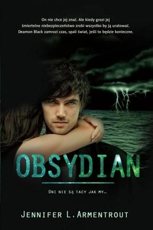 Obsydian (Lux, #1) Jennifer L. Armentrout
