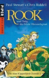Rook und Twig, der letzte Himmelspirat (Die neue Klippenland-Chronik #1)  by  Paul Stewart