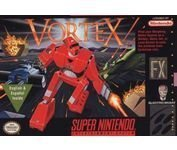 VORTEX SUPER NINTENDO SNES SUPER NES VIDEO GAME Unknown