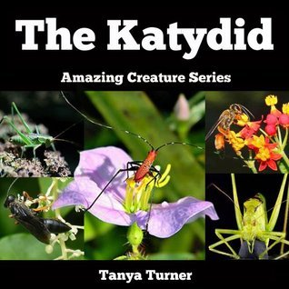 The Katydid Fact Book: Amazing and Interesting Facts About the Katydid For Kids  by  Tanya Turner