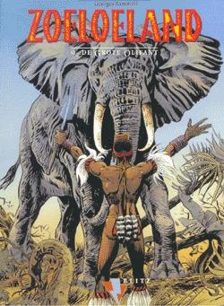 De grote olifant (Zoeloeland, #9)  by  Georges Ramaïoli