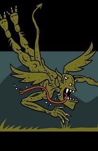 La antigua raza  by  H.P. Lovecraft