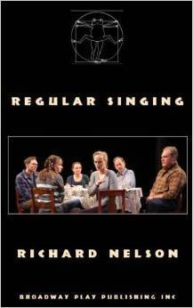 Regular Singing  by  Richard Nelson